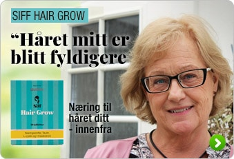 Siff Hair Grow Woman